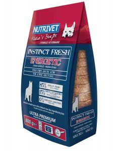 BARF INSTINCT FRESH chien energetic 12 x 800 g