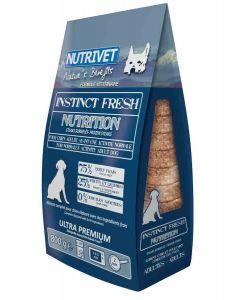 BARF INSTINCT FRESH chien nutrition 12 x 800 g