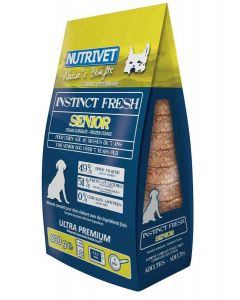 BARF INSTINCT FRESH chien senior 12 x 800 g