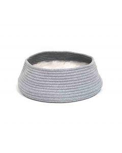 BeOneBreed Repère confort pour chat gris 36 x 15 cm