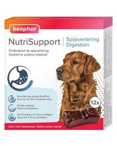 Beaphar NutriSupport Digestion pour chien 12 x 10 grs