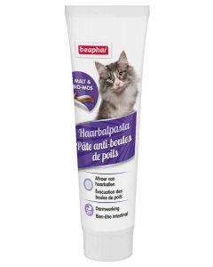 Beaphar Pâte anti-boules de poils pour chat 100 grs- La Compagnie des Animaux