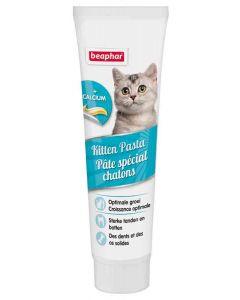 Beaphar Pâte spécial chatons au calcium 100 grs- La Compagnie des Animaux