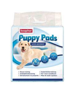 Beaphar Puppy Pads Tapis Propreté pour chiens 7 pcs- La Compagnie des Animaux