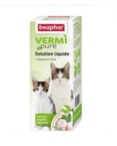 Beaphar Vermipure pour chaton et chat 50 ml- La Compagnie des Animaux