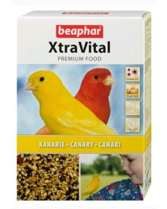 Beaphar XtraVital canaris 500 g- La Compagnie des Animaux