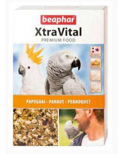Beaphar XtraVital perroquets 1 kg- La Compagnie des Animaux