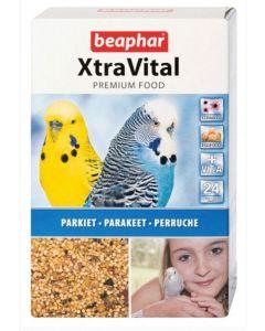 Beaphar XtraVital perruches 1 kg- La Compagnie des Animaux