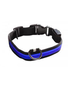 Eyenimal Light Collar bleu S