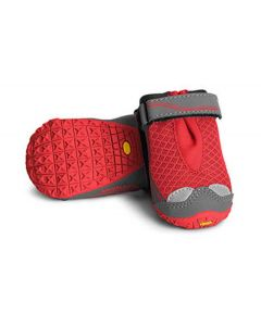 Bottines Ruffwear Grip Trex Rouge 70 mm