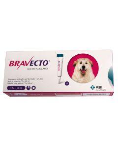Bravecto Spot-On Chien moyen 40-56 kg 1 pipette- La Compagnie des Animaux
