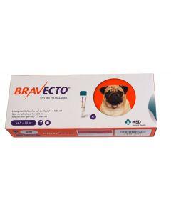 Bravecto Spot-On Chien moyen 4,5-10 kg 1 pipette- La Compagnie des Animaux