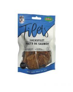 Bubimex friandises filets de saumon pour chien 100 g