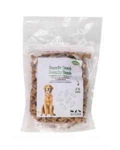 Bubimex Snack Friandises aux insectes pour chien 150 g