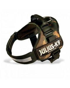 Harnais Power Julius-K9 Camouflage T0 58 à 76 cm