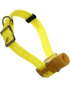 Canibeep Radio Pro collier seul jaune