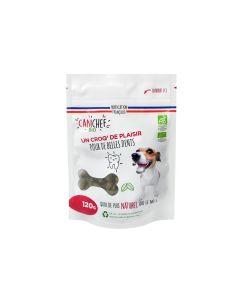 Canichef Friandises BIO Hygiène Bucco Dentaire chien 120 g