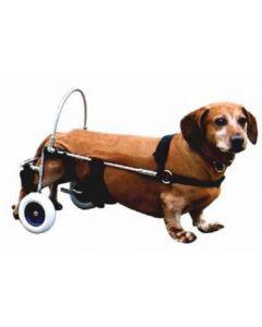 Chariot Canis Mobile pour chien paralysé du train arrière PM