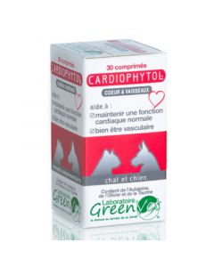 Greenvet Cardiophytol 30 cps