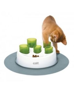 Cat It Tubes à croquettes Senses 2.0 pour chat
