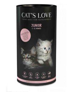 Cat's Love Croquettes Junior à la volaille sans céréales et sans gluten 1 kg
