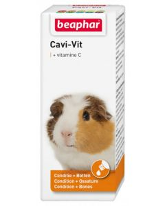 Beaphar CAVI-VIT vitamine C pour rongeurs 50 ml