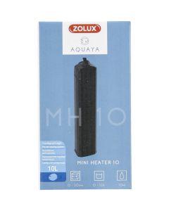 Zolux Aquaya chauffage d'aquarium MINI HEATER noir 10L