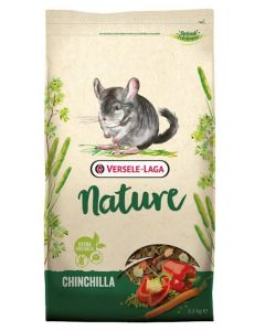 Versele Laga Chinchilla Nature 2,3 kg- La Compagnie des Animaux