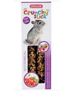 Zolux Crunchy Stick Chinchilla eglantine / groseille
