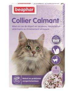Beaphar collier calmant pour chat 35 cm