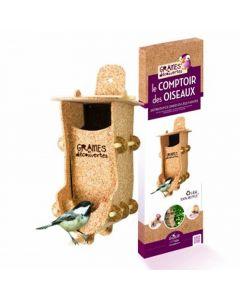 Gasco Distributeur de Graines Comptoir des Oiseaux - La Compagnie des Animaux