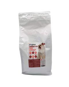 Dogteur Croquettes Premium sans céréales saumon chat adulte 2 kg