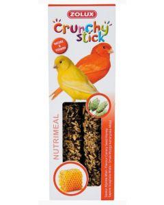Zolux Crunchy Stick Canari Alpiste / Miel- La Compagnie des Animaux