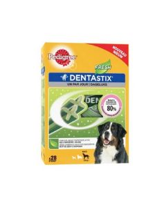 Pedigree Dentastix Fresh pour grands chiens 28 bâtonnets