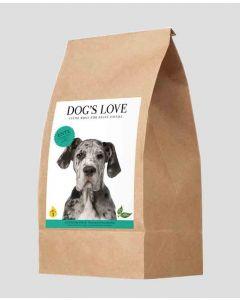 DOG'S LOVE Croquettes Canard 2 kg- La Compagnie des Animaux