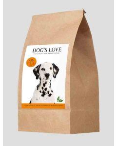 DOG'S LOVE Croquettes dinde 12 kg- La Compagnie des Animaux