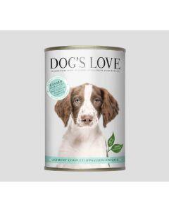 DOG'S LOVE Hypoallergenic canard boites 6 x 400 g- La Compagnie des Animaux