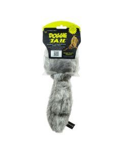 Hyper Pet Doggie Tail-Plush Peluche Vibrante pour chien grise
