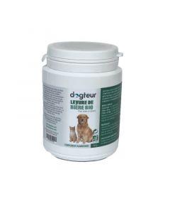 Dogteur Levure de bière Bio pour chien et chat 100 g