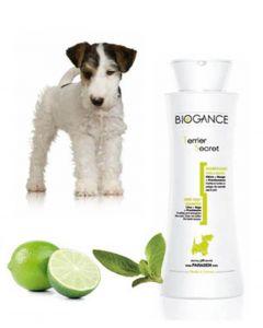 Biogance Shampooing Poils Durs pour Chien et Chiot 250 ml