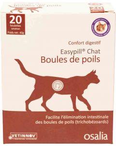 Easypill Boules de Poils Chat- La Compagnie des Animaux