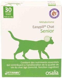 Easypill Chat Senior 30 x 2 grs- La Compagnie des Animaux