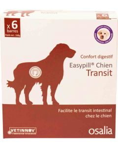 Easypill Transit Chien (anciennement Laxatif)- La Compagnie des Animaux