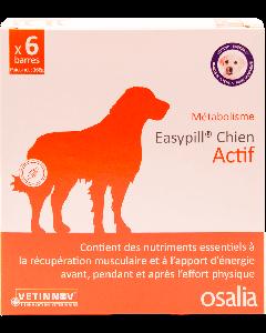Easypill Chien Actif 6 x 28 grs - La Compagnie des Animaux