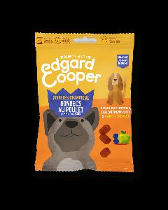 Edgard & Cooper Bonbecs au Poulet pour chien 50 g - La Compagnie des Animaux