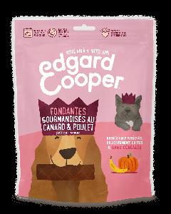 Edgard & Cooper Fondantes Gourmandises au Canard & Poulet 150 g - La Compagnie des Animaux