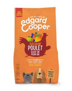 Edgard & Cooper croquettes sans céréales au poulet frais pour chien adulte 7 kg