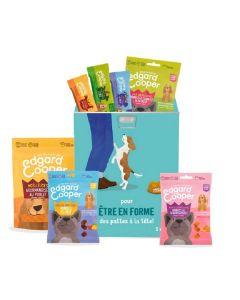 Edgard & Cooper Coffret de Friandises pour chien adulte 7 produits