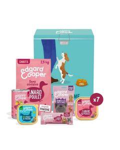 Edgard & Cooper Coffret pour chiot 12 produits