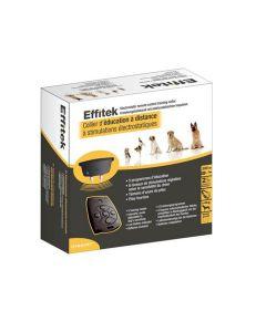 Effitek collier d'éducation à distance à simulation électrostatiques - La compagnie des animaux
